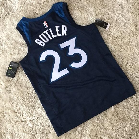 official photos 10b38 31805 Nike Jimmy Butler Swingman Timberwolves 864491-425 NWT